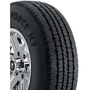 Transforce HT Firestone Tires | Highway Terrain | Noise Reduction