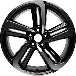 Part Synergy Rims for Honda Accord | Specific Design | Black