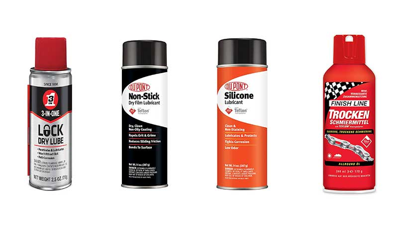 Best Dry Lubricant Spray