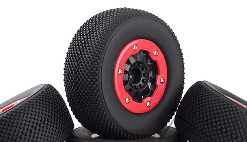 Tires for Traxxas Slash 2wd