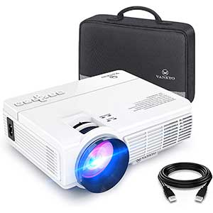 VANKYO Leisure Digital Projector for Artists │ LED life